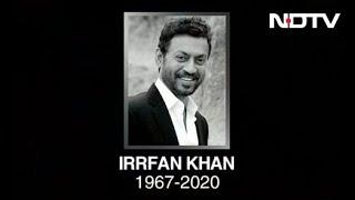 Actor Irrfan Khan Dies In Mumbai. He Was 53