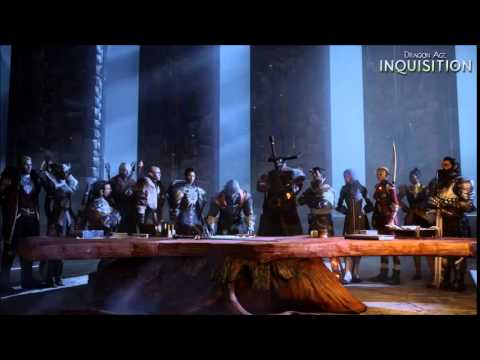The Dawn Will Come - Dragon Age: Inquisition [OST with Lyrics]
