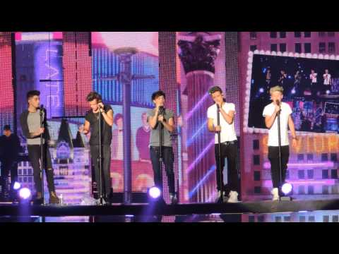 one direction change my mind live in las vegas