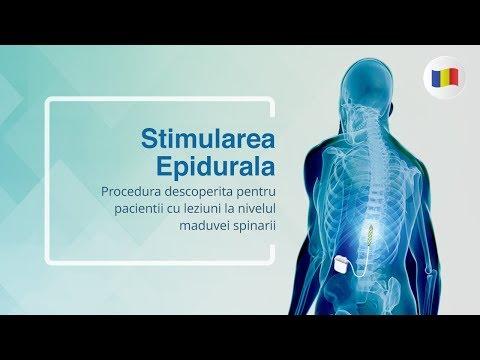 leziuni la nivelul coloanei vertebrale