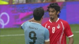 UAE 1-2 Uruguay - Men's Football Group A