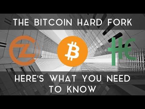 Bitcoin Hard Fork December 28th! Alt Coins To Watch