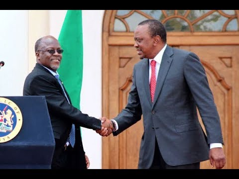 Analysis of Kenya's frosty relations with Tanzania & the fall of Jacob Zuma