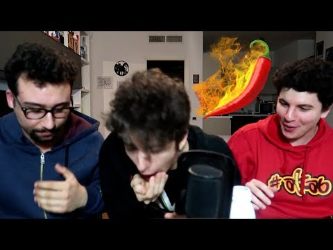 HOT PEPPER CHALLENGE