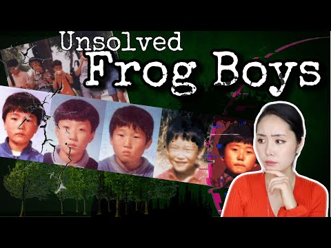 The &39;Frog Boys&39; That Never Came Back Home  Unsolved