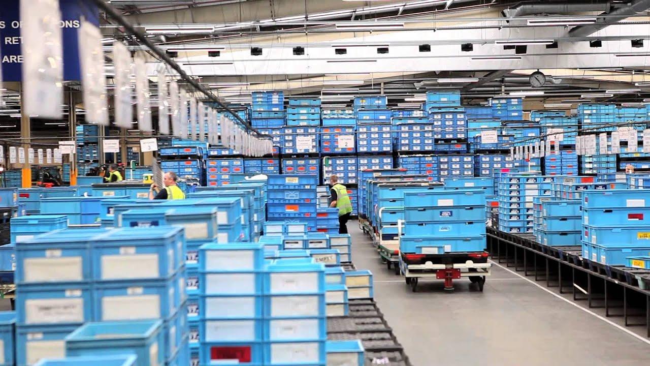 Factory To Forecourt Logistics Youtube
