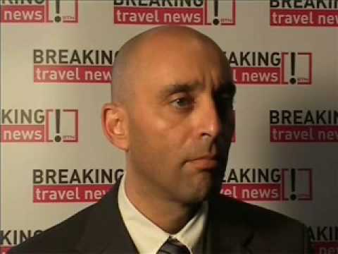 Shaul Zemach, Director General, Israeli Ministry of Tourism @ World Travel Market 2008