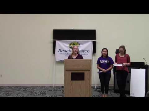 2016 December Beaches Watch Meeting Video