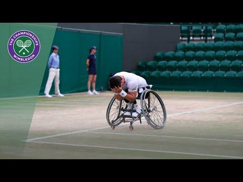 Para toda la vida: Gustavo Fernández logró su primer título en Wimbledon
