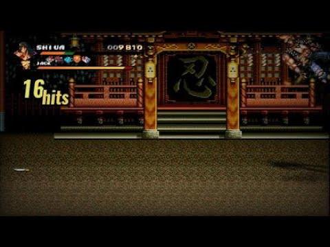 Streets Of Rage 4  - Mr X Nightmare DLC |