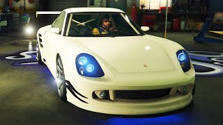 GTA ONLINE - Pimp My Ride | Pfister Comet