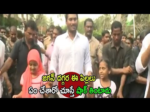 YS Jagan's Praja Sankalpa Padayatra AT Mamidikuduru Gannavaram Fans East Godavari | Cinema Politics