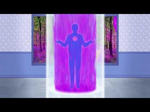 Twenty Minutes Of Violet Flame 3