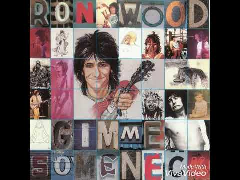 Ron Wood - F.U.C. Her .