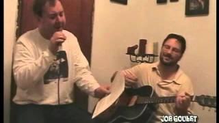 last kiss  Pearl Jam KARAOKE, joe goulet, rawtv