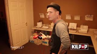 Ghost Hunting with Corey Taylor