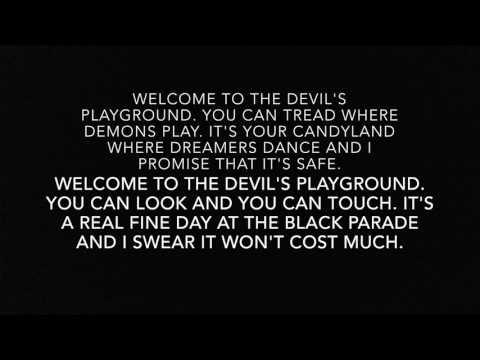 Devil's Playground lyric video
