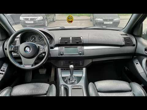 Снятие панели приборов и замена вентилятора печки в BMW X5 E53 3.0d