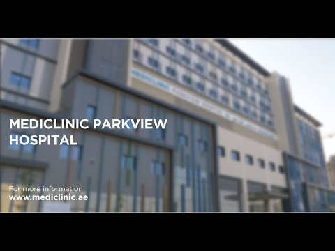 Mediclinic Parkview Hospital is now open
