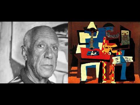 Video mostra Pablo Picasso opere realizzate dal 1900 al 1971