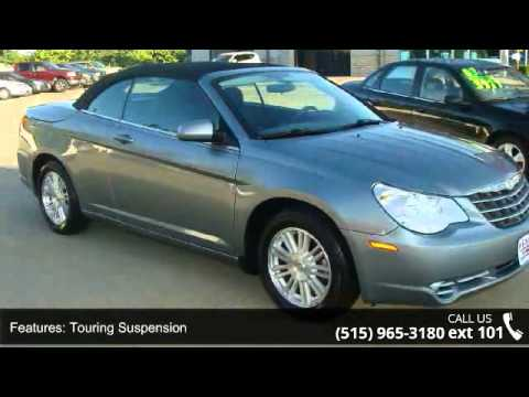 2009 Chrysler Sebring Convertible Touring In And Out Au