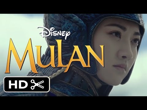 Mulan (2020) Live Action Teaser Trailer #1 - Jet Li,  Donnie Yen, Liu Yifei Disney Concept Movie