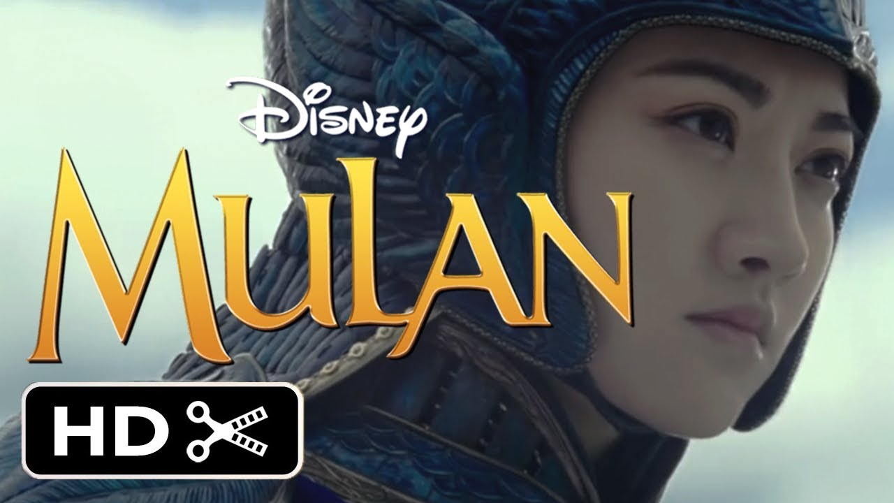 Mulan 2020 Live Action Concept Teaser Trailer 1 Jet Li Liu Yifei Disney Movie Youtube