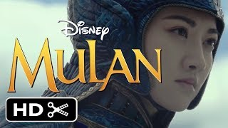 Mulan (2020) Live Action Teaser Trailer #1 - Jet Li,  Donnie Yen, Liu Yifei Disney Concept Movie