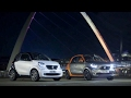 Smart Brabus Fortwo and Forfour (UK spec)