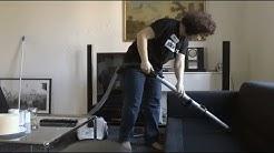 Was denkt die Reinigungskraft über ihre Arbeit? | BOOK A TIGER