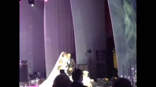Свадьба Кети Топурия