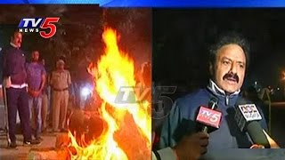 Hero Balakrishna Celebrates Bhogi Festival In Naravari Palle | AP CM Chandrababu | TV5 News
