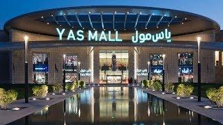 YAS MALL ABU DHABI UAE ياس مول   YAS ISLAND   YAS MARINA CIRCUIT  FERRARI WORLD