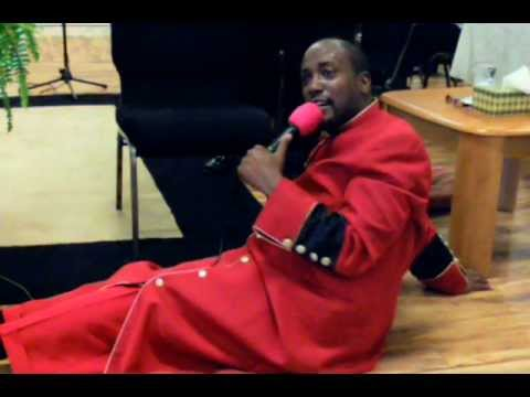 7.7.12 Sabbath Morning | IT'S TIME FOR ACTION! | Bishop Darrell Williams | Powerhouse of Deliverance