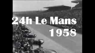 24h Le Mans 1958