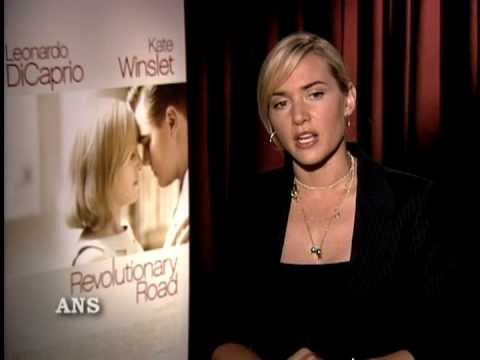 KATE WINSLET HAS PROBLEMS WITH LEO ON REVOLUTIONARY ROAD