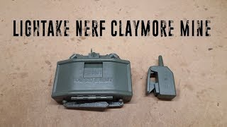 LighTake Nerf Claymore Mine Review