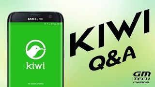 Kiwi App for Android - How To Install And Create An Account