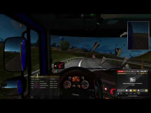 ETS 2 REPORT WRONG WAY X3