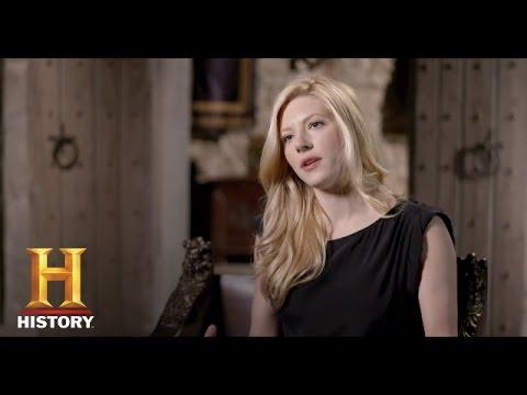 Vikings: Katheryn Winnick's Interview on Season 4 - Premieres February 18th 10/9c   History