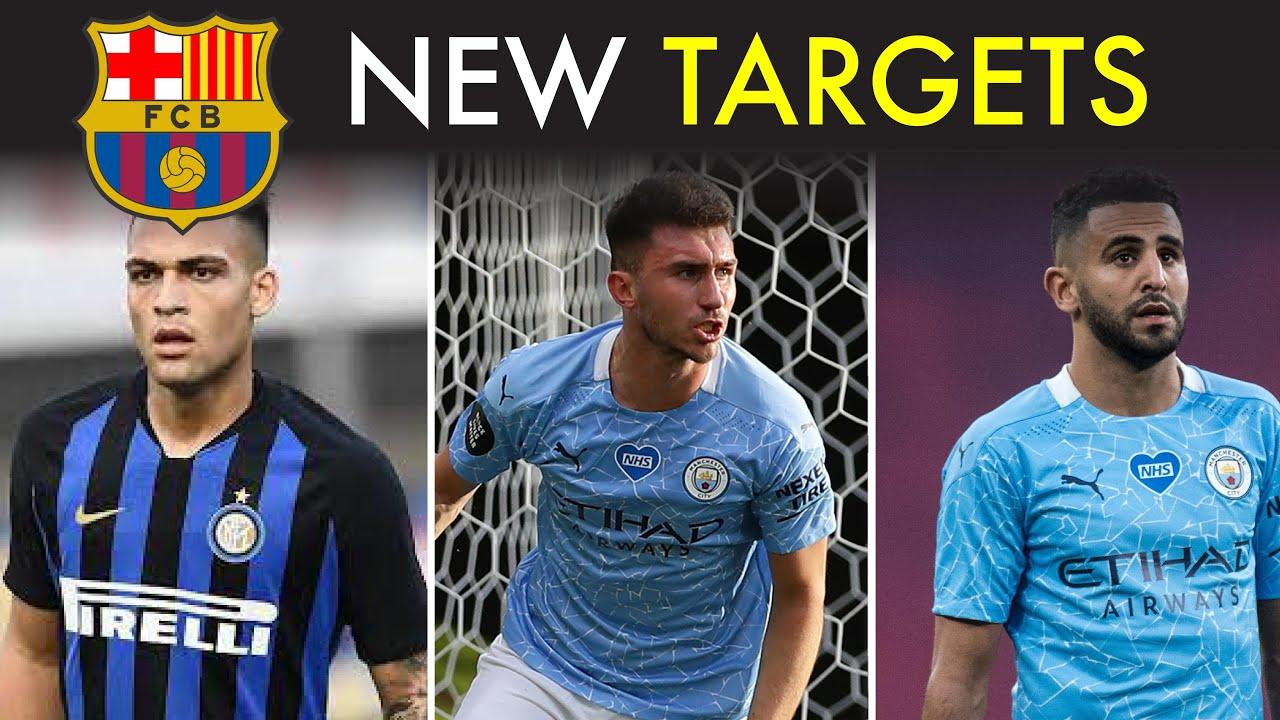 Download Barcelona's New Transfer Targets