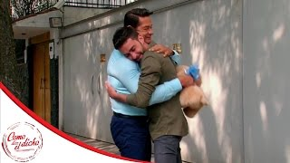 Ramiro decide salir del closet | Quien vive con compañía... | Como dice el dicho