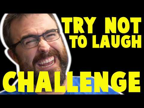 Challenge Videos Are Dumb (Try Not To Laugh At Me)