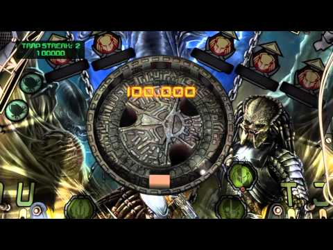 Aliens Vs Predator Table - Aliens Vs Pinball DLC - Zen Pinball 2 PS4