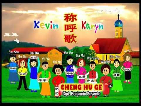 Lagu Anak Anak Mandarin