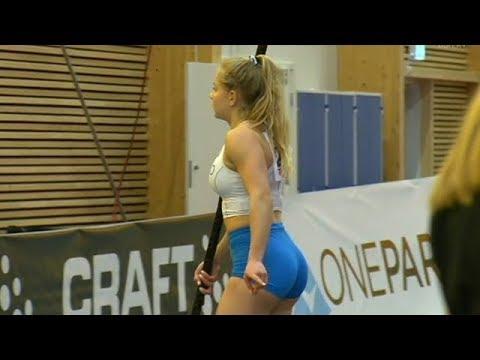 Saga Andersson Finland Pole Vaulter