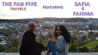 The Fab Five Travels Featuring: Safia & Fahima