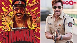 Rohit Shetty REACTS on the comparisons between Simmba & Singham