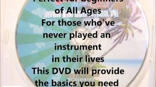 """UKULELE BASICS DVD by """"UKULELE MIKE"""""""
