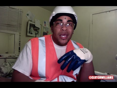Kevin Gates Interview for Construction Work Be Like (Clutch Williams Parody)